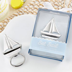 """Set Sail"" Sailboat Bottle Opener"