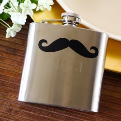 Personalized Novelty Stainless Steel Flask