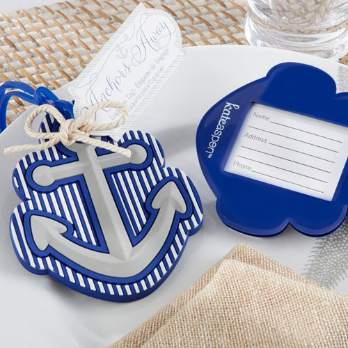 Anchor Luggage Tags