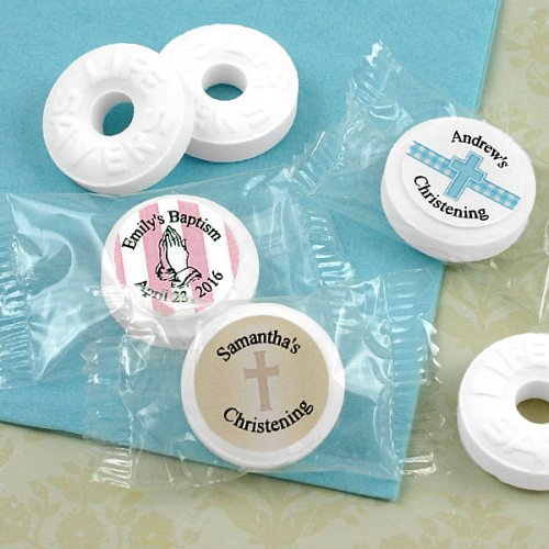Personalized Religious Life Saver Candies