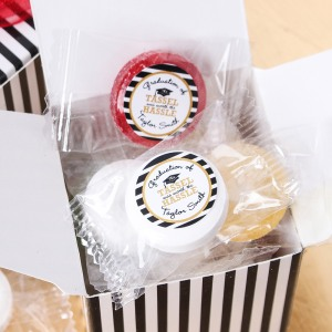 Personalized Graduation Life Saver Candies