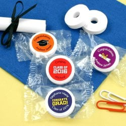 Personalized Graduation Life Savers