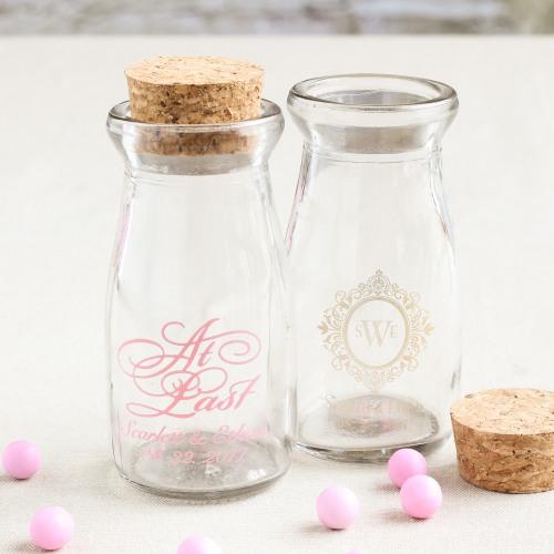 Fairytale Vintage Milk Jar