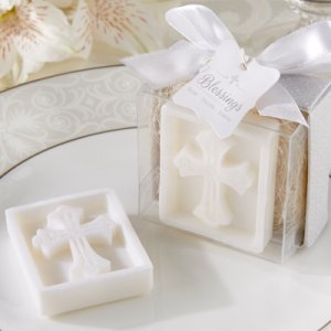 """Blessings"" Cross Soap"