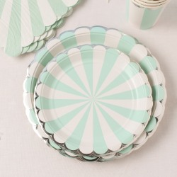 Toot Sweet Scalloped Stripe 7