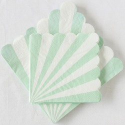Toot Sweet Scalloped Stripe 5