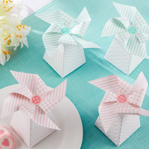 Pinwheel Favor Boxes