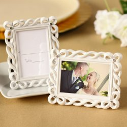 Braided Place Card/Photo Frame