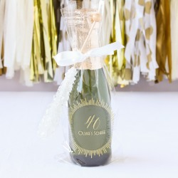 Personalized Birthday Cellophane Bags