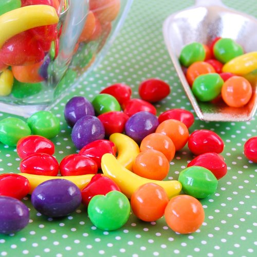 Wonka Runt Fruit Shaped Candy Fruit Runts Runts Candy