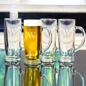 Personalized Craft Beer Mugs