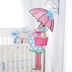 Baby Shower Door Hanger
