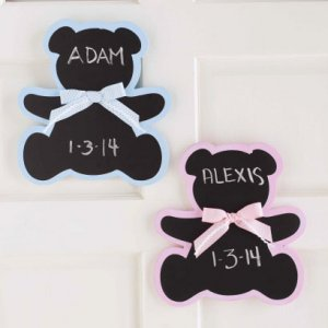 Teddy Bear Chalkboard Sign