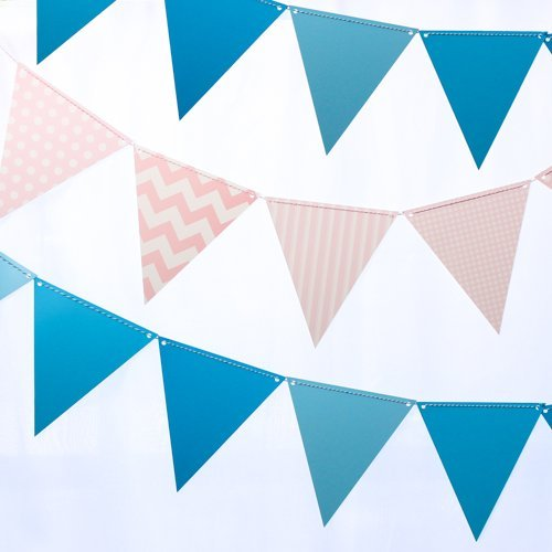 Paper Pennant Banners