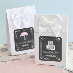 Personalized Chalkboard Candy Bags