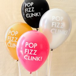 Pop Fizz Clink! Balloons