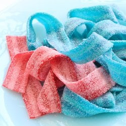 Chewy Sour Belts