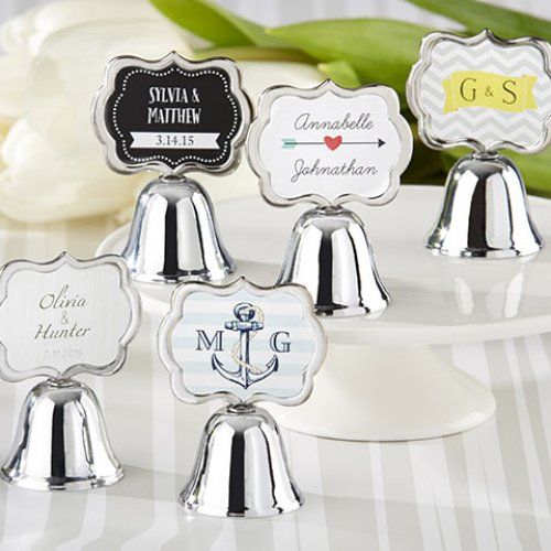 Personalized Kissing Bells