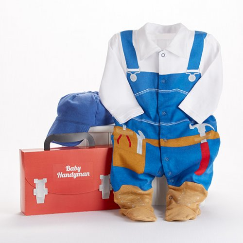 Baby Handyman Non-Personalized Layette Set