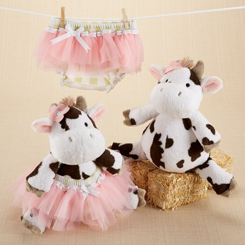 Cow Plush and Bloomer Set