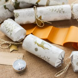 Crystal Christmas Crackers