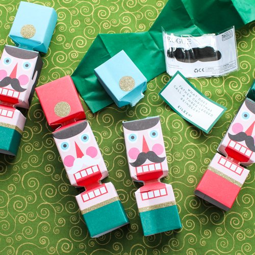 Nutcracker Mini Party Crackers