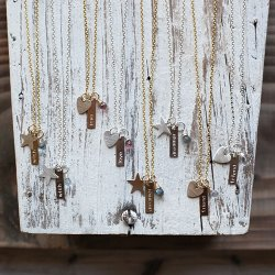 Sentiment Necklace