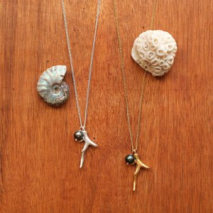 Reef Pendant Necklace