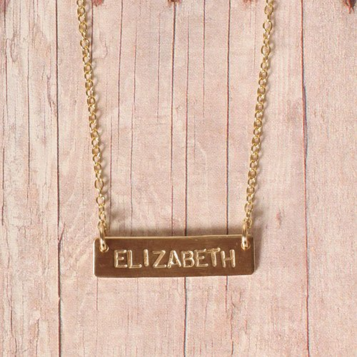 4c229c80e52c2 Custom Bar Name Necklace