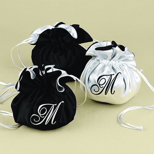 Custom Monogrammed Jewelry Pouch