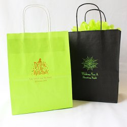 Personalized Party Gift Bags