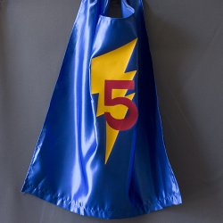 Customized Superhero Cape