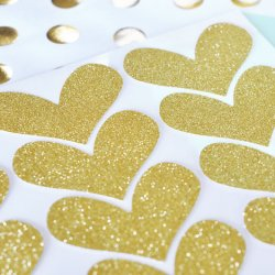 Glitter Stickers