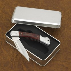 Personalized Lock Back Knife