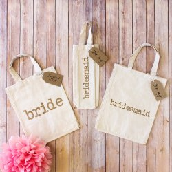Bridal Cotton Tote