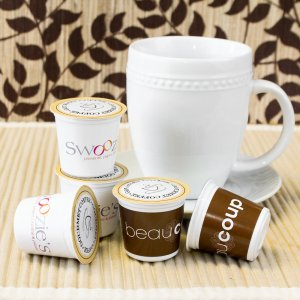 Custom K-Cup Coffee Favors