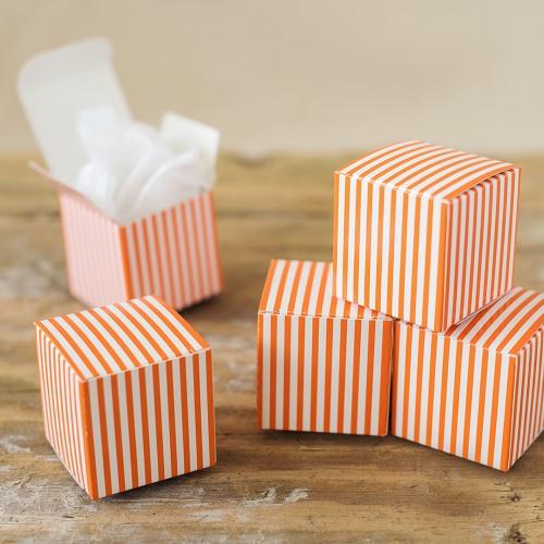Stripped Favor Boxes (12 PK)