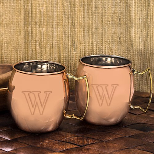 Image Result For Personalized Copper Moscow Mule Mugs