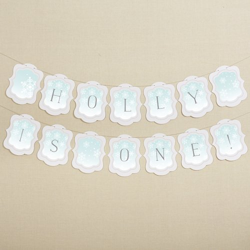 Personalized Birthday Themed Garland