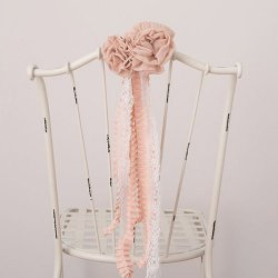 Ruffled Ribbon Trim