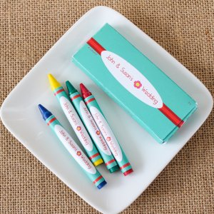 Personalized Kids Crayon Set