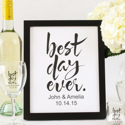 Exclusive Best Day Ever Art Print