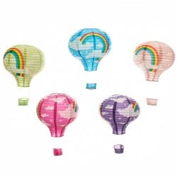 Hot Air Balloon Paper Lantern
