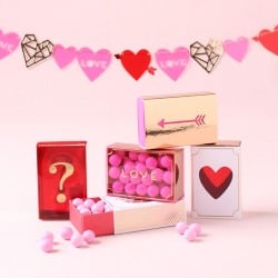 Mini Love Favor Boxes
