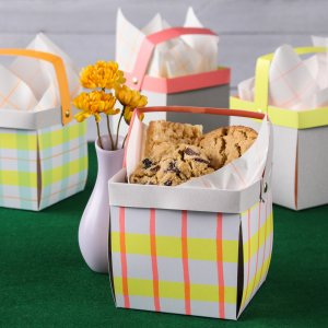 Paper Treat Baskets
