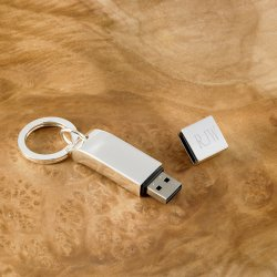 Personalized USB Flash Drive Key Chain