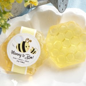 """Mommy To Bee"" Honeycomb Soap"