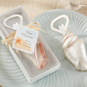 Sea Shell Bottle Opener