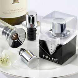 Top Hat Wine Pourer/Bottle stopper