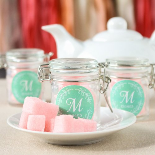 Flavored Sugar Cubes Favors
